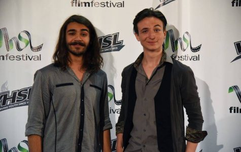 Forensics Duo of Douglasson and Ellerbeck Take State Title & Rank Runner Up at VHSL Film Festival