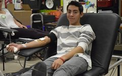 National Honor Society Holds Blood Drive with American Red Cross