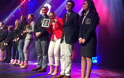 DECA Chapter Advances to Nationals