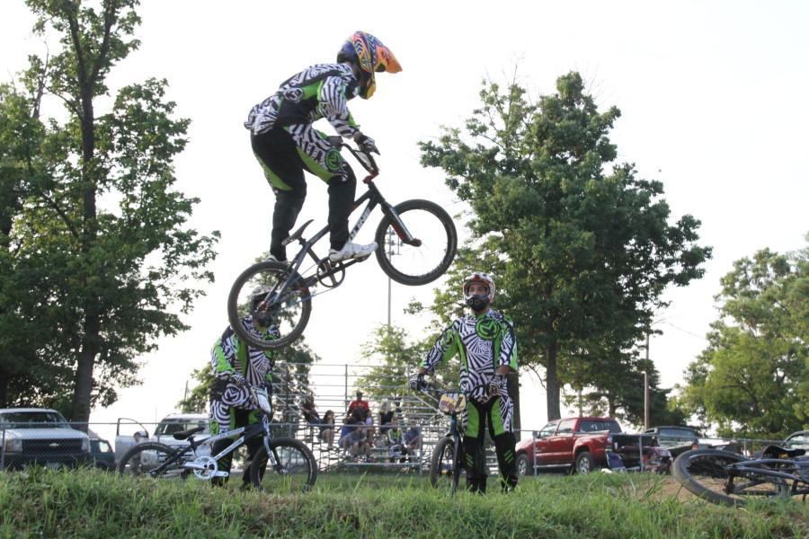 Jeff Hauver Rules the BMX World