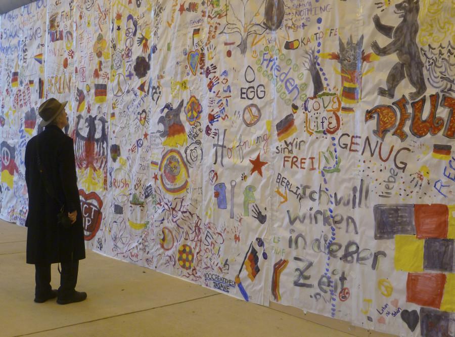 Woodgrove+Commemorates+Fall+of+Berlin+Wall