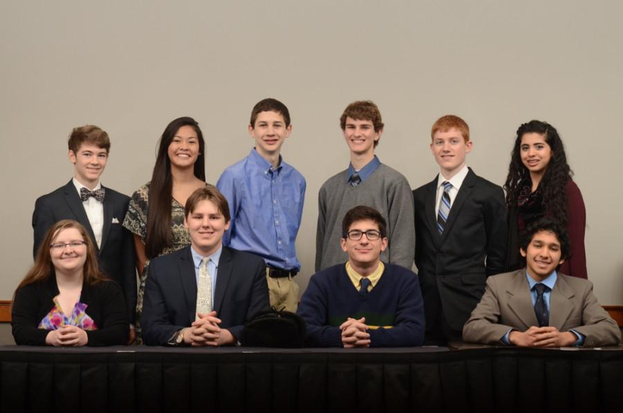 The Academic  Team.
