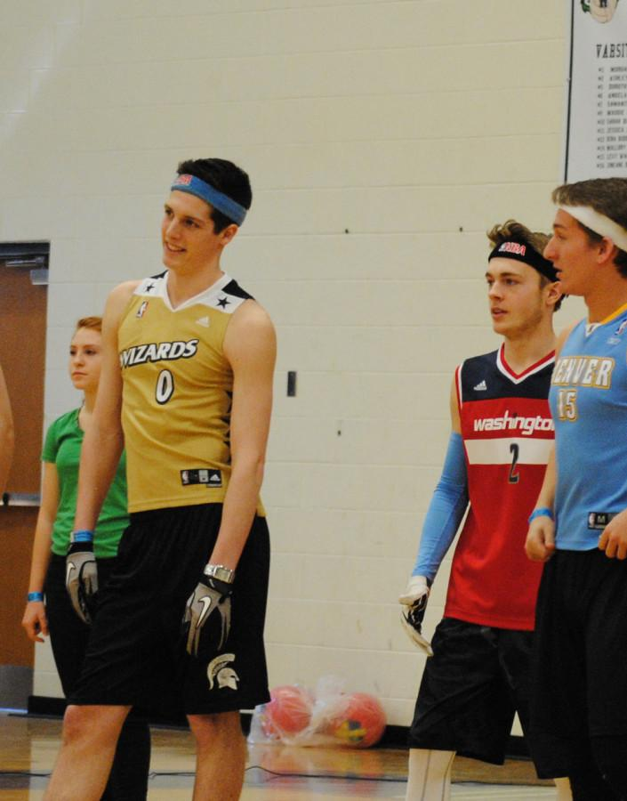 Woodgrove+Hosts+Third+Annual+Dodgeball+Tournament