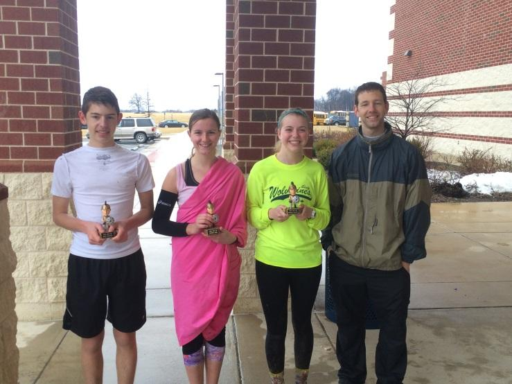 Latin Club Hosts Toga Run 5K