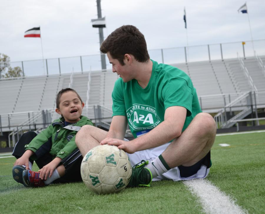 Athlete to Athlete Hosts Soccer Event For Special Needs Kids