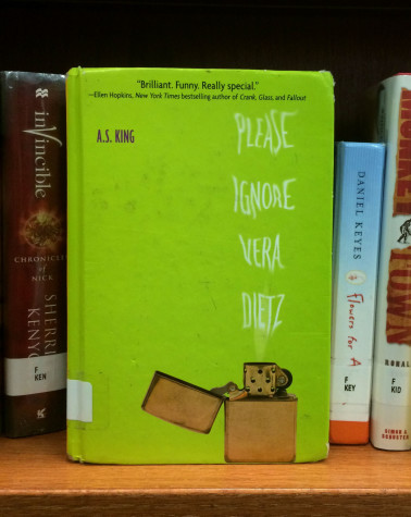 Please Ignore Vera Dietz: A Book Review