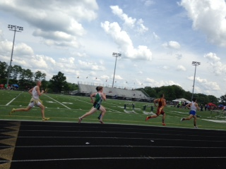 VHSL 4A North Regional Track and Field Meet