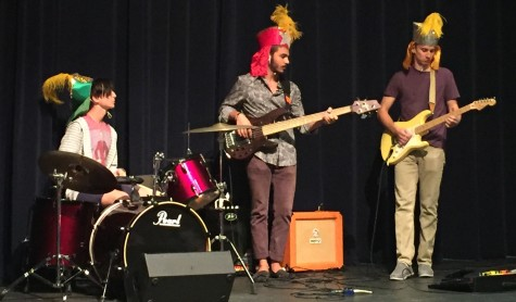 Homecoming Festivities Begin with Woodgrove's Fifth Annual Fashion Show
