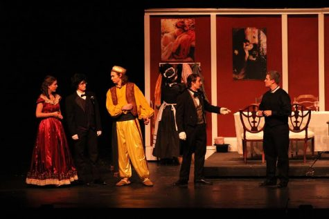 Review of 'The Mystery of Edwin Drood'