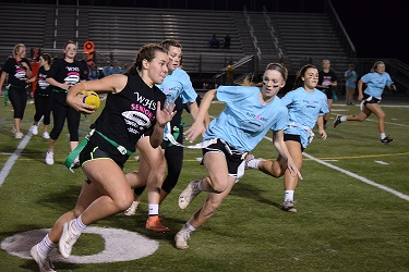 Woodgrove vs. Loudoun Valley Powderpuff Game