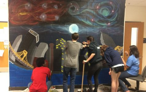 2017 Senior Mural Projects