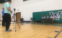 Woodgrove Welcomes New Announcement Crew