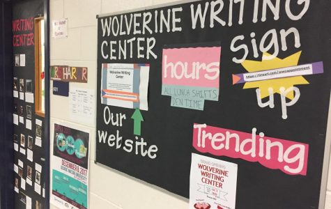 The Wolverine Writing Center is Open For Business