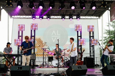 Homegrown Band Stays Hungry For Success
