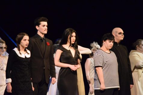 """Woodgrove Theater Frights and Delights with ''The Addams Family"""""""
