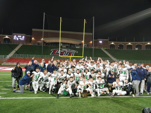 State Champions: Wolverine Football Secures State Title