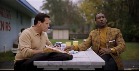 A scene from the November 2018 film, Green Book