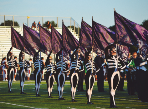 Marching Band's Dedication Pays Off with Win