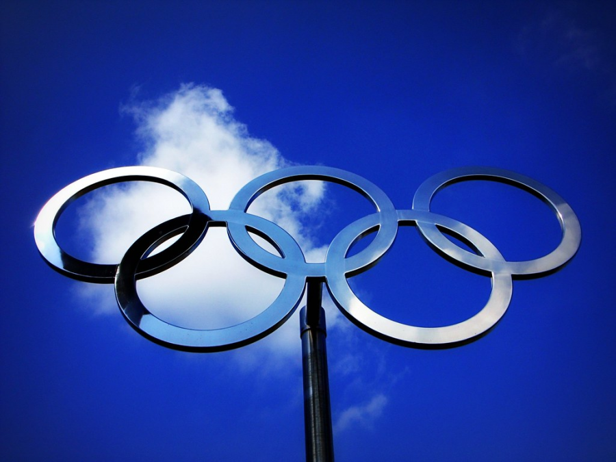 From Creative Commons, Iconic Olympic Rings