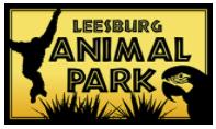 The Leesburg Animal Park logo.