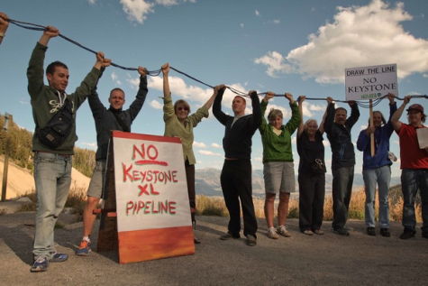 The Pipeline that Divided the Nation