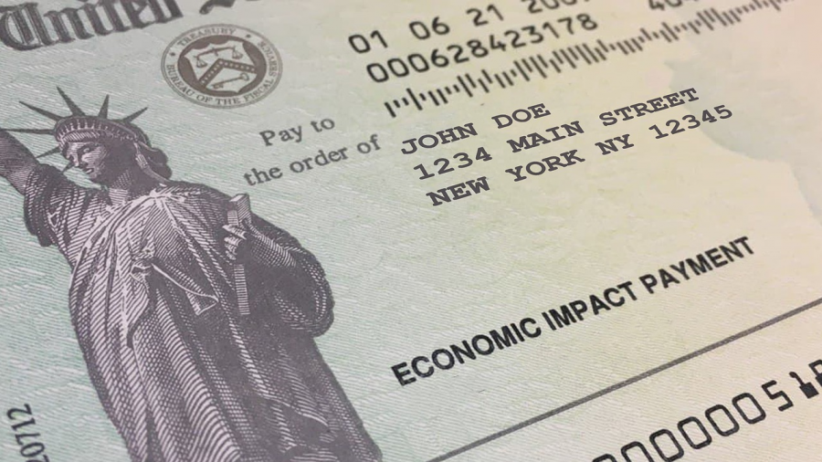 Stimulus checks are being distributed to those in need during the pandemic - Photo provided by Creative Commons.